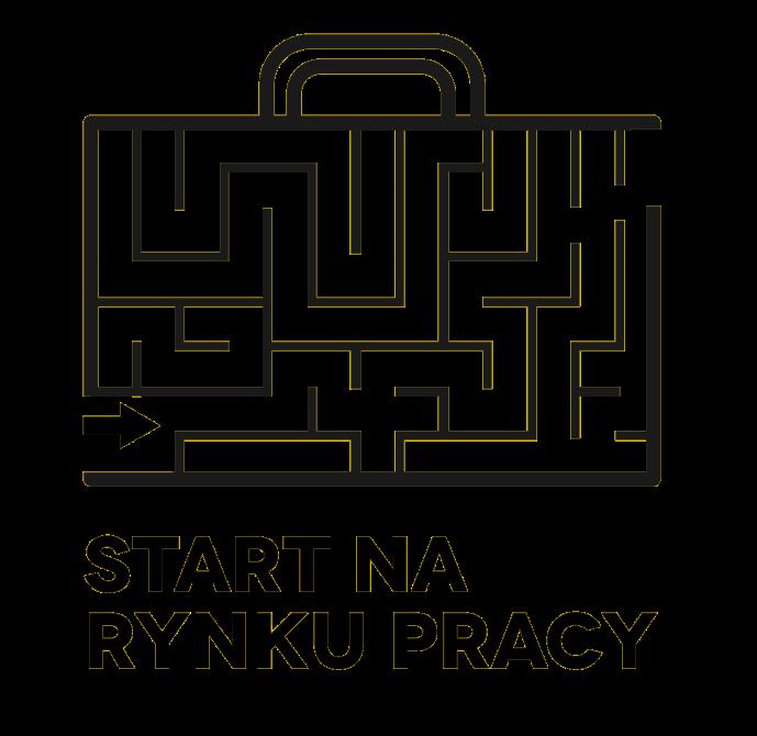 Start na rynku pracy - logo